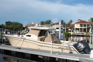 Fiddlers Three is a Grady-White 376 Canyon Yacht For Sale in Fort Myers--24