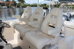 Fiddlers Three is a Grady-White 376 Canyon Yacht For Sale in Fort Myers-Helm Seats-12