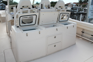 Fiddlers Three is a Grady-White 376 Canyon Yacht For Sale in Fort Myers-Bait Wells & Storage-17