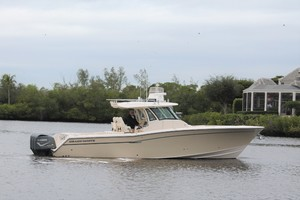 Fiddlers Three is a Grady-White 376 Canyon Yacht For Sale in Fort Myers--30