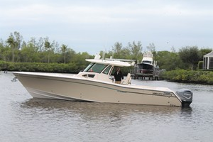 Fiddlers Three is a Grady-White 376 Canyon Yacht For Sale in Fort Myers--33