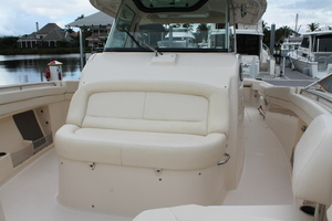 Fiddlers Three is a Grady-White 376 Canyon Yacht For Sale in Fort Myers-Forward Seating-19