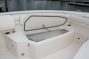 Fiddlers Three is a Grady-White 376 Canyon Yacht For Sale in Fort Myers-Forward Seating-20