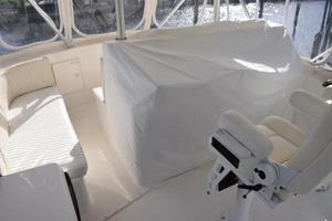 48' Ocean Yachts  2003 Canvashelmcover