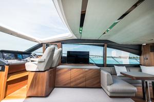 65' Princess S65 2017 InteriorHelm