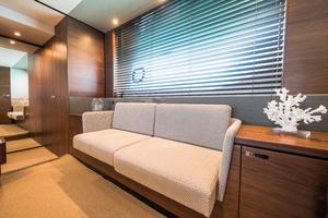 67' Ferretti Yachts 670 2019 Master Stateroom