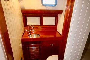 48' Covey Island Boat Works  1997