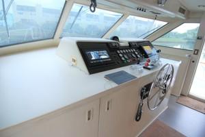 70' Hatteras 70' Cockpit Motoryacht 1992
