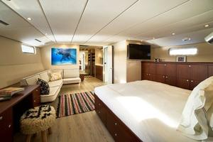 Master Cabin Looking Aft