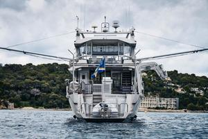 111' Circa Marine Fpb97 2014 STERNSHOT