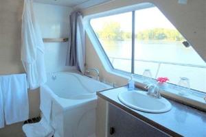 50' Custom Artisanal Power Catamaran 2014 MasterHeadSpa