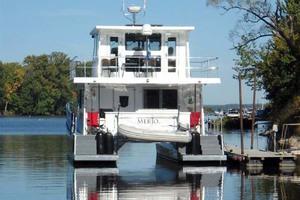 50' Custom Artisanal Power Catamaran 2014 OnTheRiver