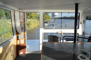 50' Custom Artisanal Power Catamaran 2014 HelmLookingAft