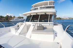 65' Hampton Endurance 658 Lrc 2017 Bow Seating