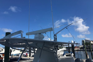 Our Trade is a Regulator 34 Yacht For Sale in Palm Beach-34 Regulator Radar-15