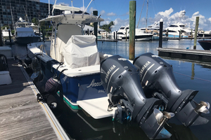 Our Trade is a Regulator 34 Yacht For Sale in Palm Beach-34 Regulator Engines-1