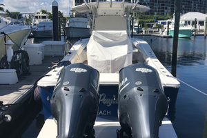 Our Trade is a Regulator 34 Yacht For Sale in Palm Beach-34 Regulator Engines-2
