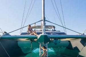95' Catamaran Blue Coast Yachts  2011