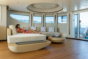 Interior Sundeck Lounge