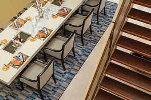 Maindeck Aft Dining (Meeting) Area