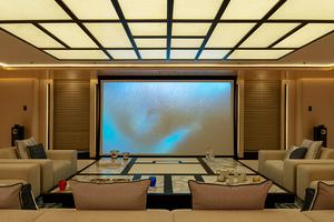Maindeck Aft Interior Lounge (Cinema)