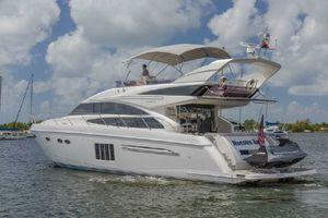64' Princess Flybridge 64 Motor Yacht 2012