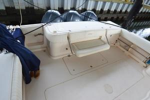 Whoo Dat is a Grady-White 360 Express Yacht For Sale in Deale--35