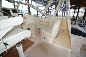 Whoo Dat is a Grady-White 360 Express Yacht For Sale in Deale--23