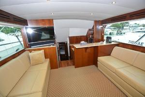 is a Albemarle 410 Convertible Yacht For Sale--46