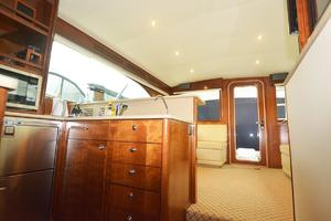 is a Albemarle 410 Convertible Yacht For Sale--35
