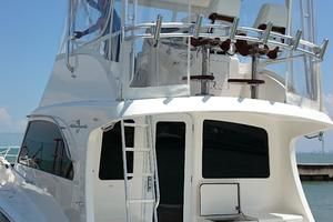 is a Albemarle 410 Convertible Yacht For Sale--5