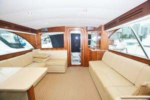 is a Albemarle 410 Convertible Yacht For Sale--47