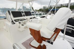 is a Albemarle 410 Convertible Yacht For Sale--17