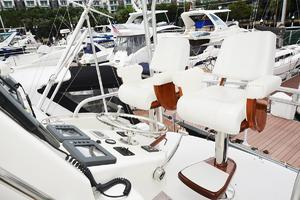 is a Albemarle 410 Convertible Yacht For Sale--16