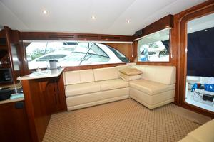 is a Albemarle 410 Convertible Yacht For Sale--48