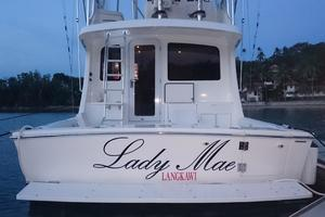 is a Albemarle 410 Convertible Yacht For Sale--6