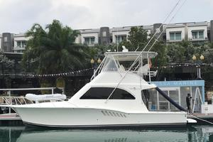 is a Albemarle 410 Convertible Yacht For Sale--52