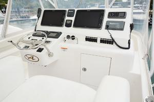 is a Albemarle 410 Convertible Yacht For Sale--18