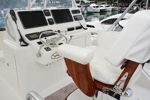 is a Albemarle 410 Convertible Yacht For Sale--19