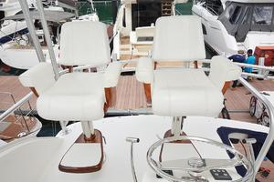 is a Albemarle 410 Convertible Yacht For Sale--21