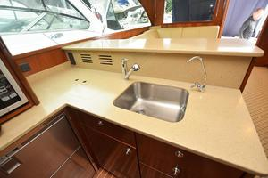 is a Albemarle 410 Convertible Yacht For Sale--32