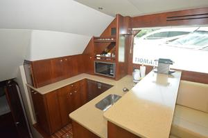 is a Albemarle 410 Convertible Yacht For Sale--31