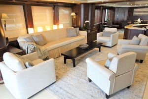 BELIEVE is a Benetti Classic 120 Yacht For Sale in St. Petersburg--4