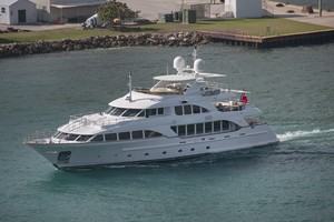 BELIEVE is a Benetti Classic 120 Yacht For Sale in St. Petersburg--3