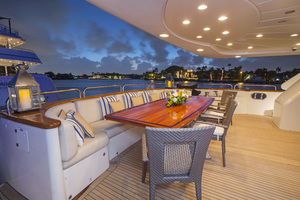 BELIEVE is a Benetti Classic 120 Yacht For Sale in St. Petersburg--18