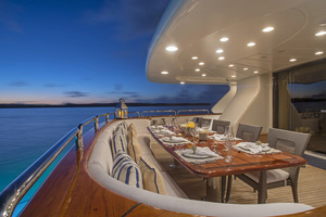BELIEVE is a Benetti Classic 120 Yacht For Sale in St. Petersburg--17