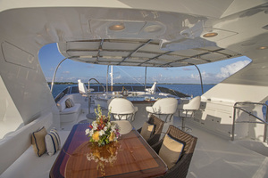 BELIEVE is a Benetti Classic 120 Yacht For Sale in St. Petersburg--24
