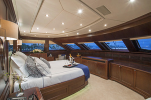 BELIEVE is a Benetti Classic 120 Yacht For Sale in St. Petersburg--12