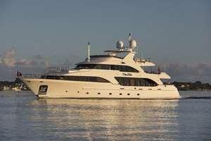 BELIEVE is a Benetti Classic 120 Yacht For Sale in St. Petersburg--0