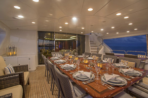 BELIEVE is a Benetti Classic 120 Yacht For Sale in St. Petersburg--20